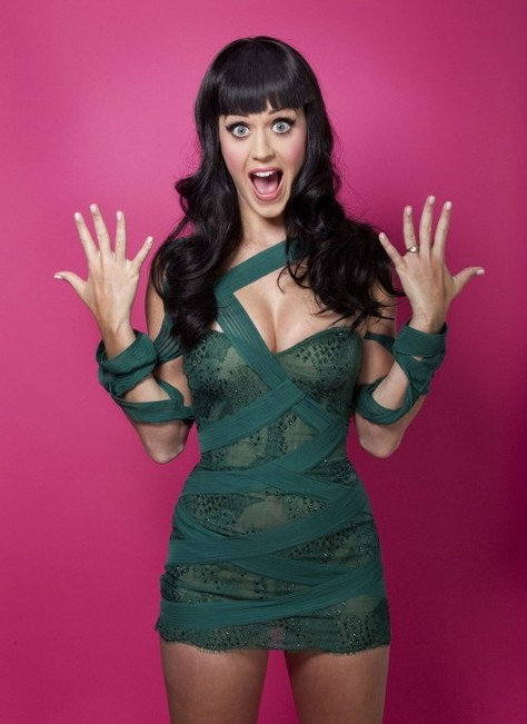 Katy Perry's best see through tops Katy Perry